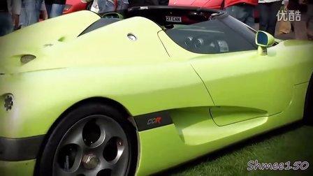 GREEN Koenigsegg CCR