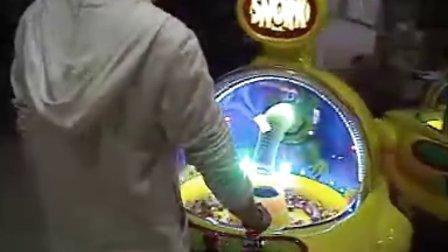 Snork Suck Candy prize game machine(史诺克吸糖机)