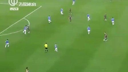 4月10日 西甲第31轮 巴萨vs阿尔梅里亚 下半场