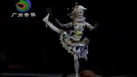 【唐吉尔看芭蕾】胡桃夹子 The Nutcracker 第一幕木偶变奏(Bolshoi)