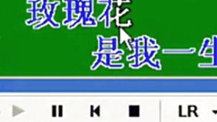 小灰熊字幕制作软件制作歌词01
