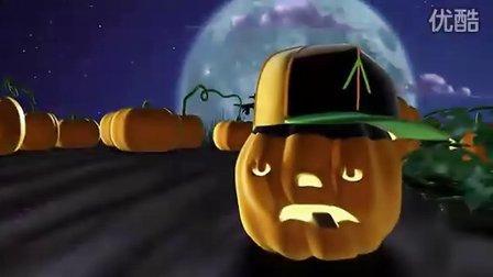 歌唱2006年万圣节南瓜三维动画