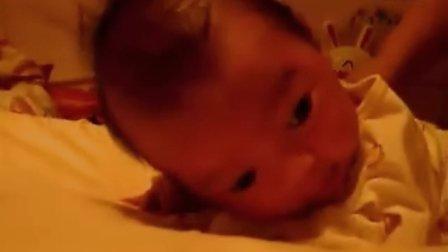 【满月内】大眼睛宝贝超萌抬头视频-功夫熊猫版