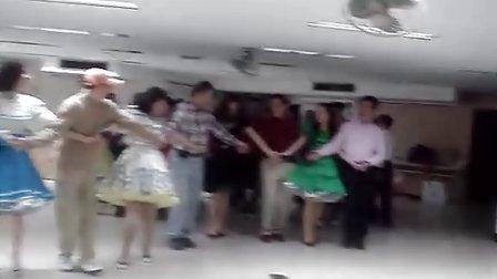 2011.03.12國際方塊舞進出場的彩排Billlu2008  dosado.com