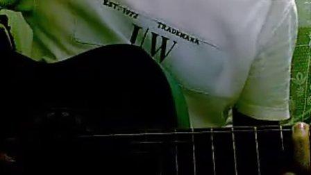 吉他翻唱:《坏女孩》