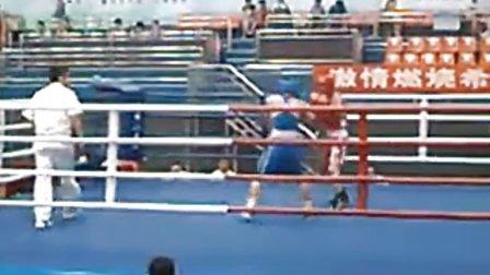 2011全国拳击少年赛