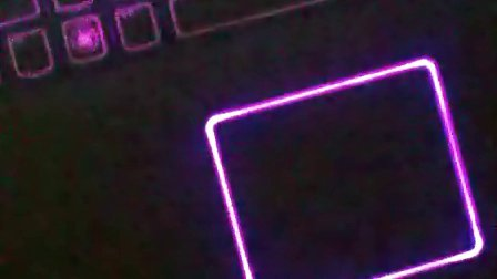 Alienware触摸板、媒体键以及屏幕下方的ALIENWARE文字 实现颜色变换