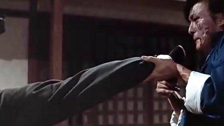 香港电影《合气道》片段2