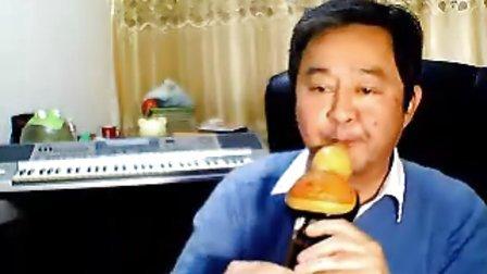 葫芦丝独奏-梨花雨(李春华作曲)