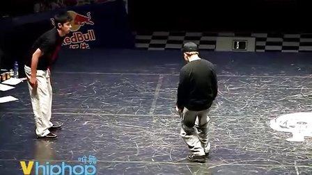 【唯舞Vhiphop.com】 kod7 poppin 16进8 陈晨 VS hojin