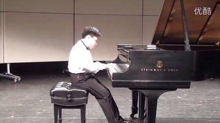 黎卓宇(George Li)演奏门德尔松纺织歌