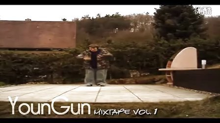 YounGun - mixtape vol. 1 [CWALK]