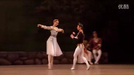 【唐吉尔看芭蕾】天鹅湖Swan Lake 第一幕女变奏2(Mariinsky)