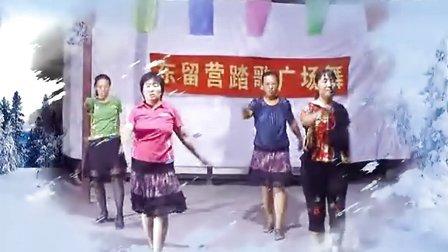 栾城广场舞:千年白狐