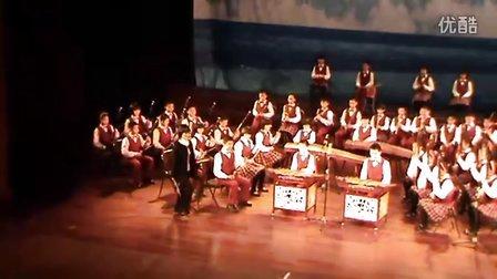 泉州青少年宫民乐队< 喜洋洋>