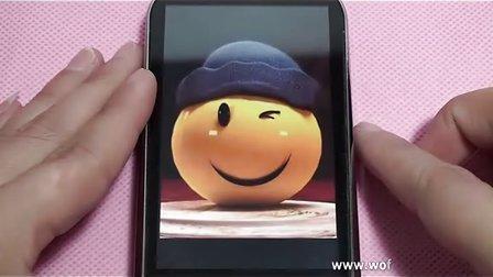 【乐phone基本教程】如何设置手机壁纸www.wofs.com.cn