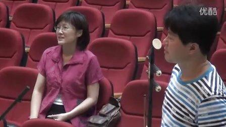 2011 7 17越剧姐妹30年聚会演出花絮