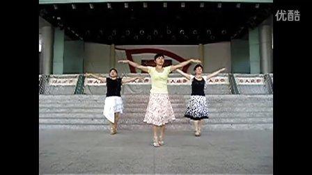 更新《藕断丝连》广场舞