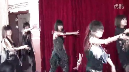 曙光职专国际商务专业同学舞蹈