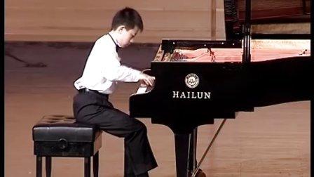 汪柯演奏舒伯特奏鸣曲D557 第一乐章与740第一首