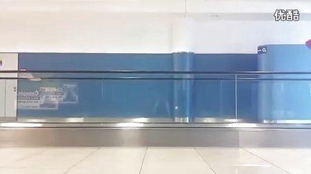 """四神合体!捷克机场的""""人肉脚踏车""""传说"""