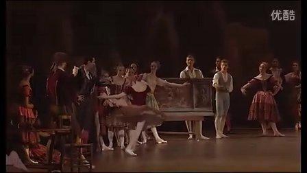 【唐吉尔看芭蕾】帕基塔 Paquita 第一幕三人舞(POB)