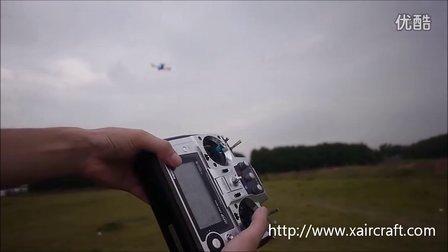 XAircraft X450Pro GPS松杆悬停与自动回航测试