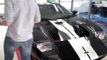 美式超跑 福特GT 40 汽车美容 Part2