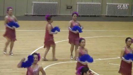 潞新公司第二届广场舞比赛一等奖露天矿代表队《魅力无限》