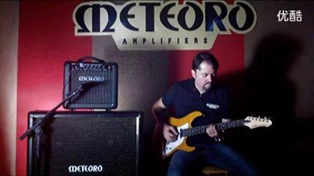 巴西meteoro电吉他音箱 NDE-15教程演示 高清