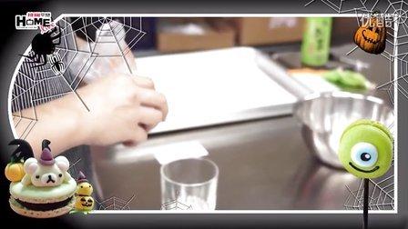 美食DIY - 哗鬼出动 简易马卡龙Macaroon(法式小圆饼)教学