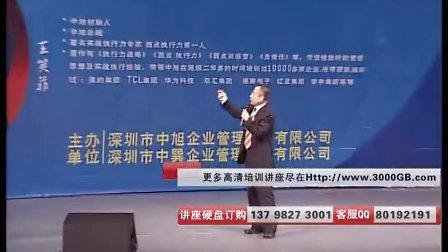 营销讲座视频:王笑菲-执行力战略