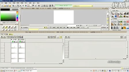 TVP Animation动画教学——摄影表