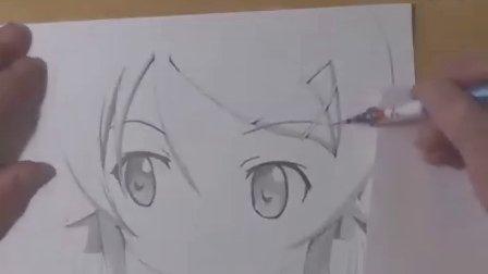 【MYGODEES手绘动漫人物系列作品】我的妹妹不可能这么可爱