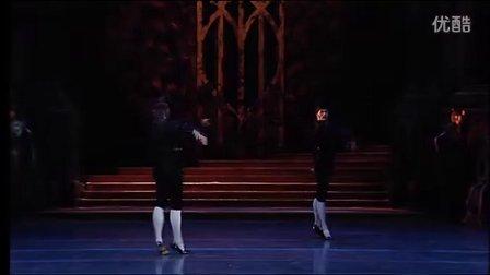 【唐吉尔看芭蕾】天鹅湖 Swan Lake 第三幕西班牙舞(ROH)