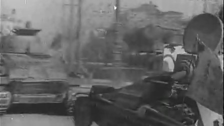 意大利纪录片《占领南京》片段(1937年日军南京入城镜头)