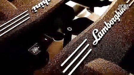 全新Lamborghini Aventador 造车质量推广视频.