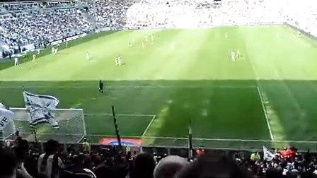 尤文4-1帕尔马、维京看台facci un goal