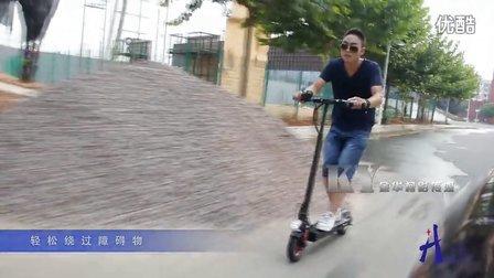 升特电动车 美女 视频 自行车 滑板车