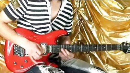 2-04 消失黑暗中《摇滚吉他圣经》余晓维