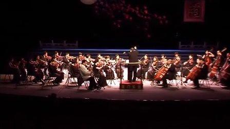 海峡之月——南箫与交响乐的对话