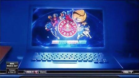 NBA经典回顾 2007年东部决赛G5 骑士vs活塞 全场录像 超清