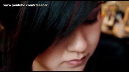 Xteeener璀璨紫色妆容