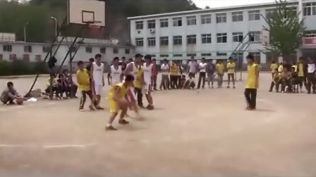 丹东市曙光职专篮球赛2011级数控班