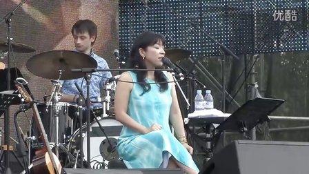 爱音乐节—小野丽沙《祝福》—优酷音乐全程