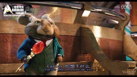 【中文字幕】《拯救小兔》幕后配音花絮由《AT》动画杂志翻译