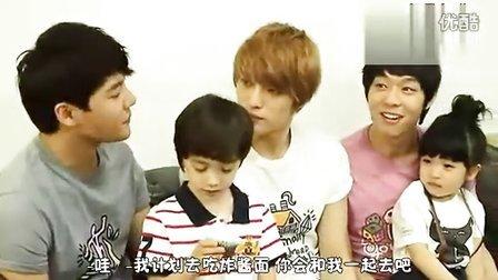 [有秀年华xfzmd]110414 JYJ NII interview[KO_CN]