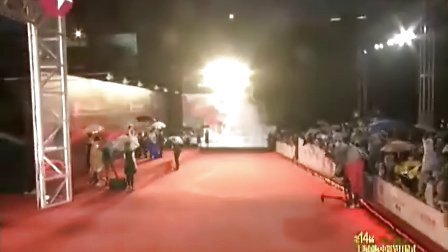 第十四届上海国际电影节开幕式——红地毯仪式