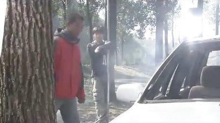 夏家三千金花絮下部-79友善撞车爆破