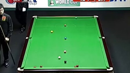 2011斯诺克世界杯半决赛 中国VS威尔士-1 五星体育网5xzhibo更多直播视频